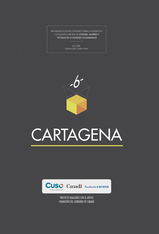 Panorama socioeconómico Cartagena