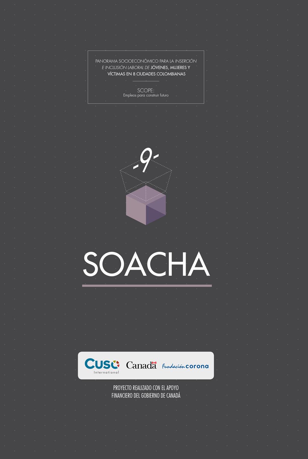 Panorama socioeconómico Soacha