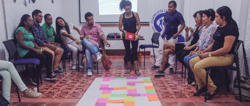 Empoderamiento de madres trabajadoras, en medio de las barreras del mercado laboral colombiano*