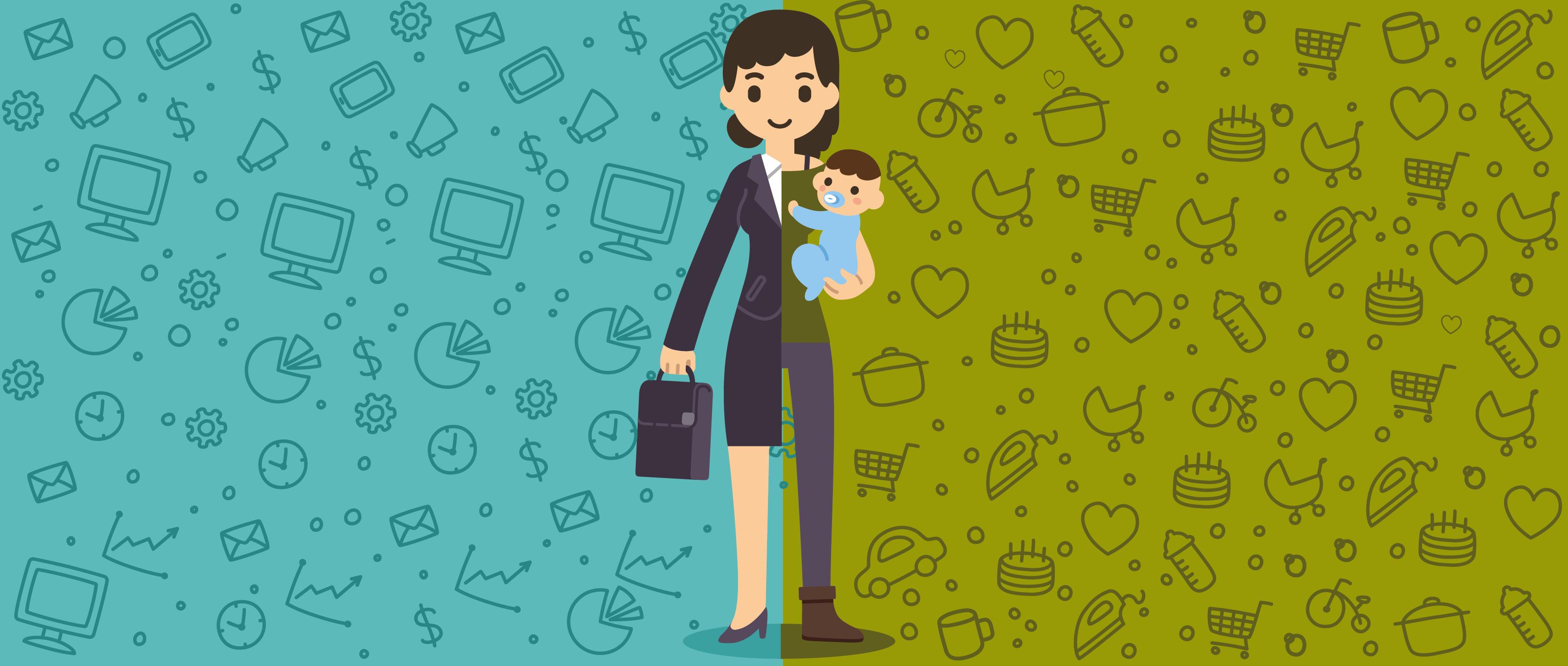 ¿Cómo las madres cabeza de familia pueden lograr un balance entre vida familiar y laboral ?
