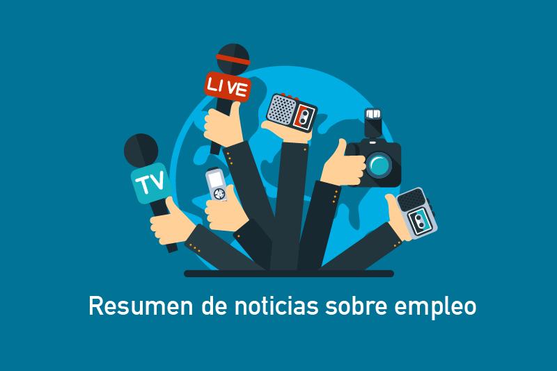 Actualidad del mercado laboral al 22 de noviembre 2018