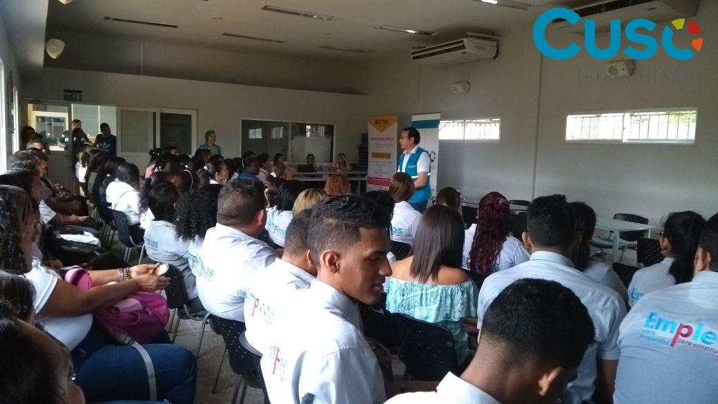 Brigada de Atención Psicosocial y Jurídica en Barranquilla