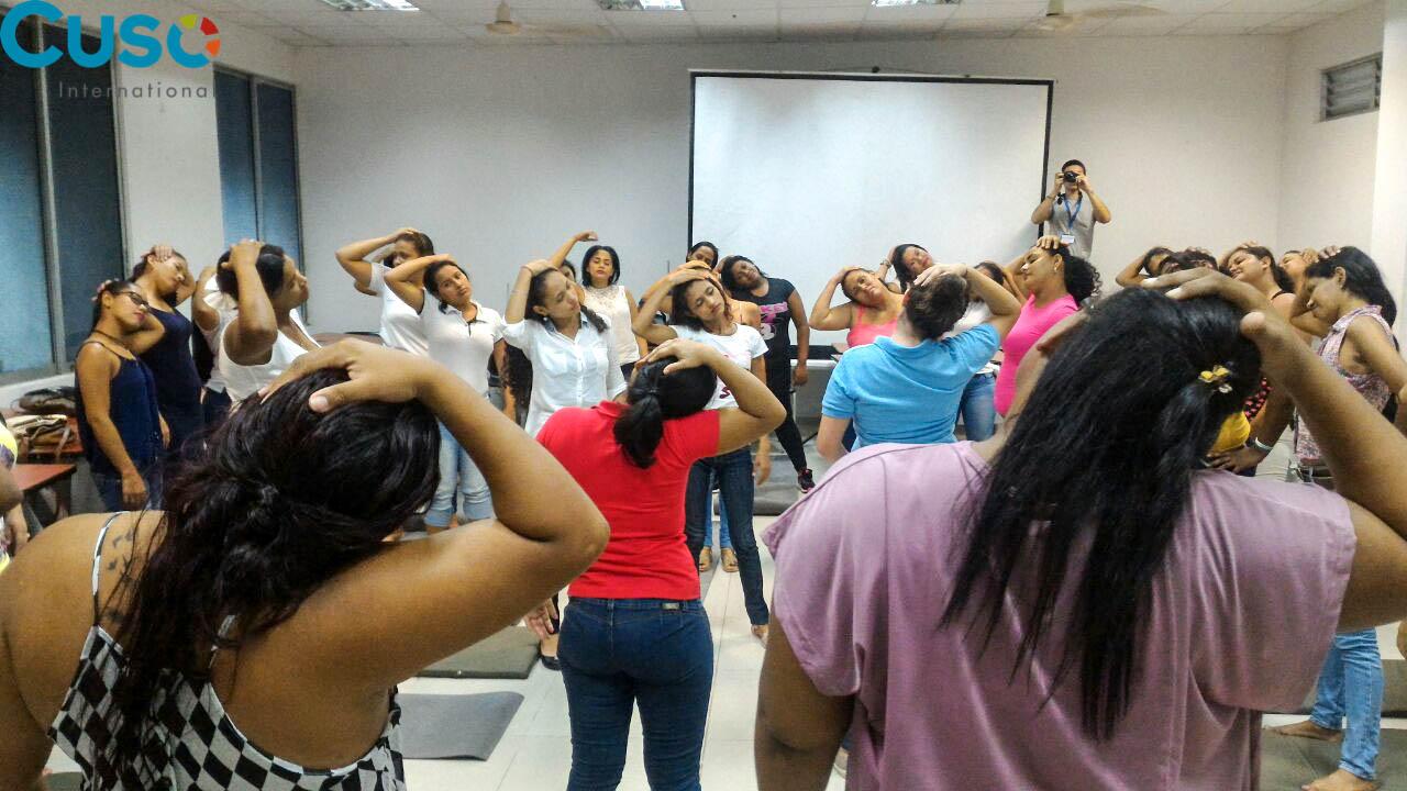 Promoviendo el empleo inclusivo en Cartagena y Barranquilla