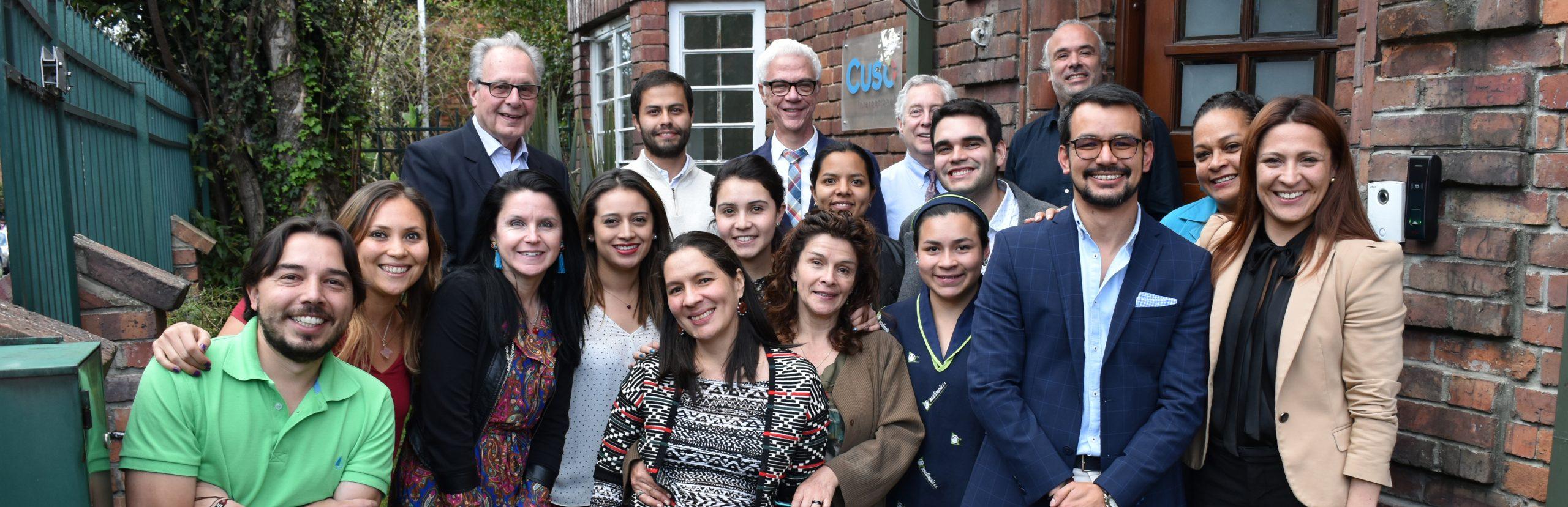 HQ Cuso International en Colombia