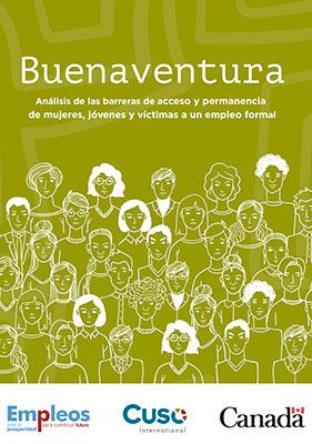 Buenaventura, análisis de las barreras de acceso y permanencia de mujeres, jóvenes y víctimas a un empleo formal.