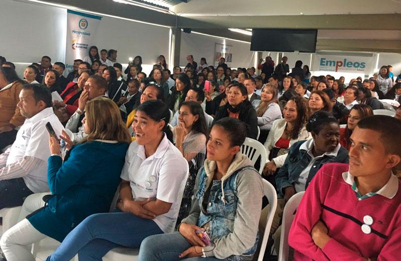 170 graduados del programa Empleo para la Prosperidad